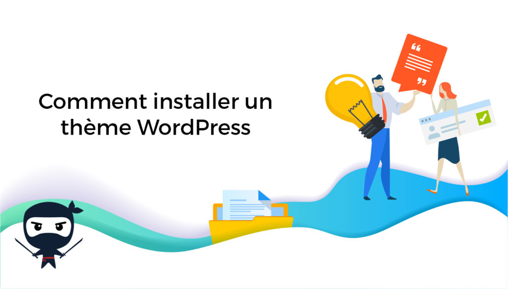 Comment ajouter un theme WordPress